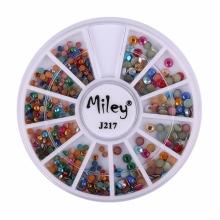 Decor Pentru Unghii Miley 12 Pozitii Hexagon