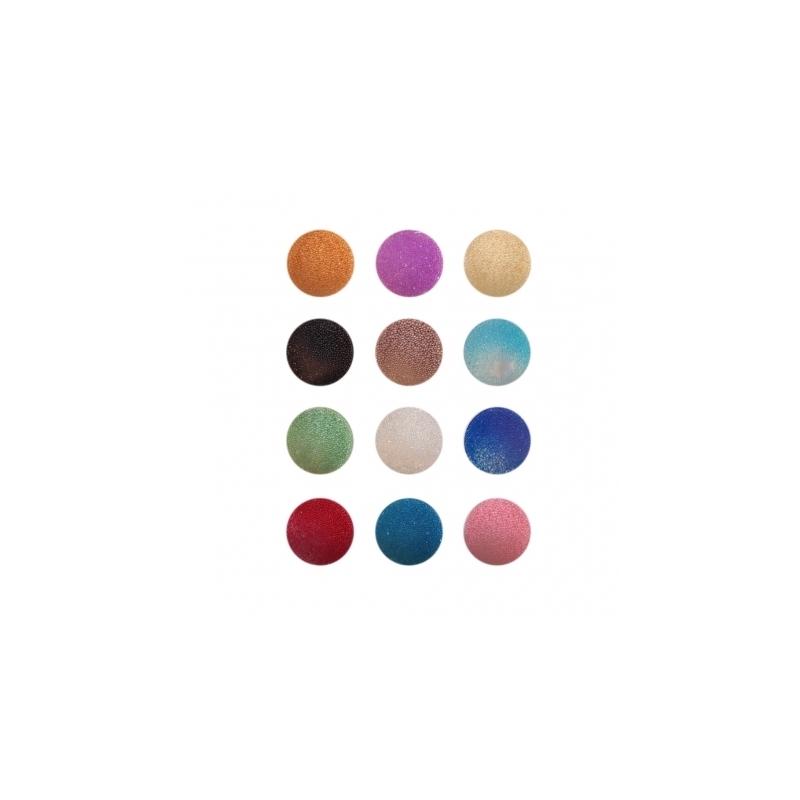 Bilute Caviar Pentru Unghii Frau   N 38 Set 12 Culori