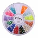 Decor Pentru Unghii Miley 12 Pozitii Multicolor