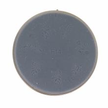 Matrita Silicon Pentru Stampila Unghie Aurie F14