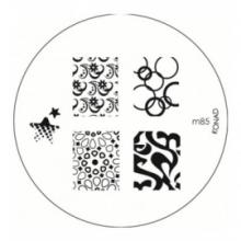 Matrita Metalica Pentru Stampile Unghii Konad M85