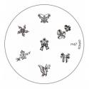 Matrita Metalica Pentru Stampile Unghii Konad M67