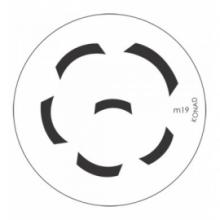Matrita Metalica Pentru Stampile Unghii Konad M19
