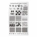 Matrita Dreptunghiulara Pentru Stampile Unghii Konad - Cele Mai Populare Modele