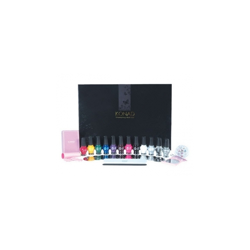Kit Unghii Nail Art Konad Classic Collection I