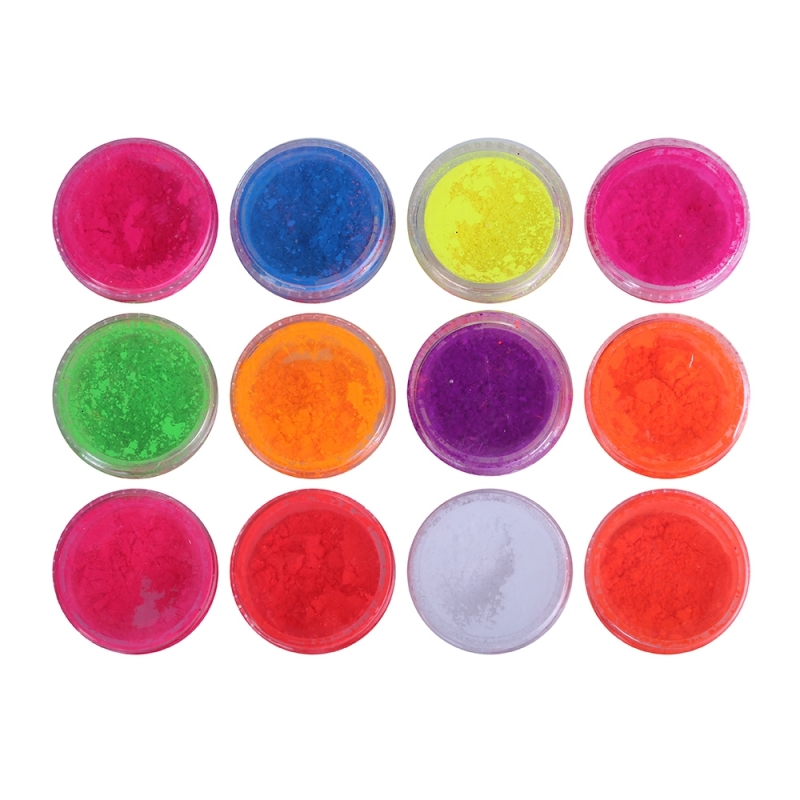 Pigment Pudra Unghii Set 12 Culori