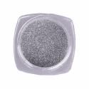 Pigment Pudra Unghii Holografic Lila Rossa Set 12 Silver