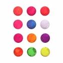 Pigment Pudra Unghii Colorat Lilly Beaute 12 Culori