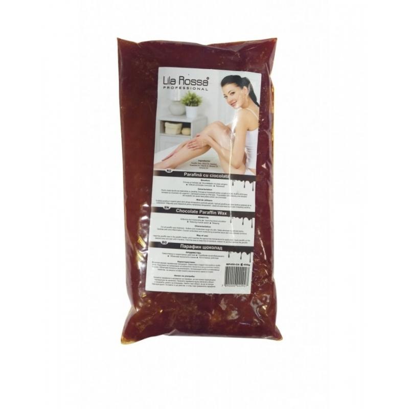 Parafina cu Ciocolata Lila Rossa Professional 450 G
