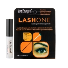 Adeziv Gene False cu Pensula Lash One-alb