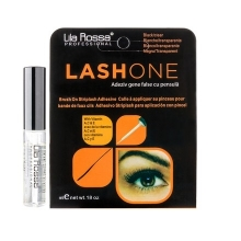 Adeziv Gene False cu Pensula Lash One-transparent