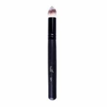 Pensula Make-up Din Par Natural Lila Rossa Neagra Lr301
