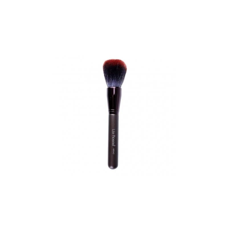 Pensula Make-up Lila Rossa Fond de Ten, Highlighter, Contur, Blush M642