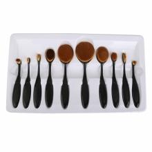 Pensule Make-up Tip Perie Set 10