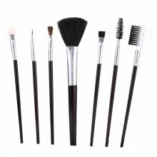 Pensule Make-up Set 7 Bucati Negru Mu1