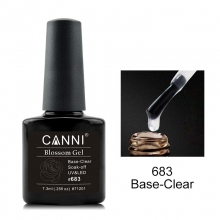 BASE COAT CANNI blossom-Transparent