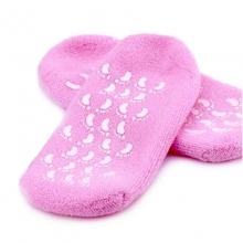 Papuci SPA cu lichid pentru tratament picioare