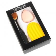 Pensula Make Up Tip Perie+burete+curatator