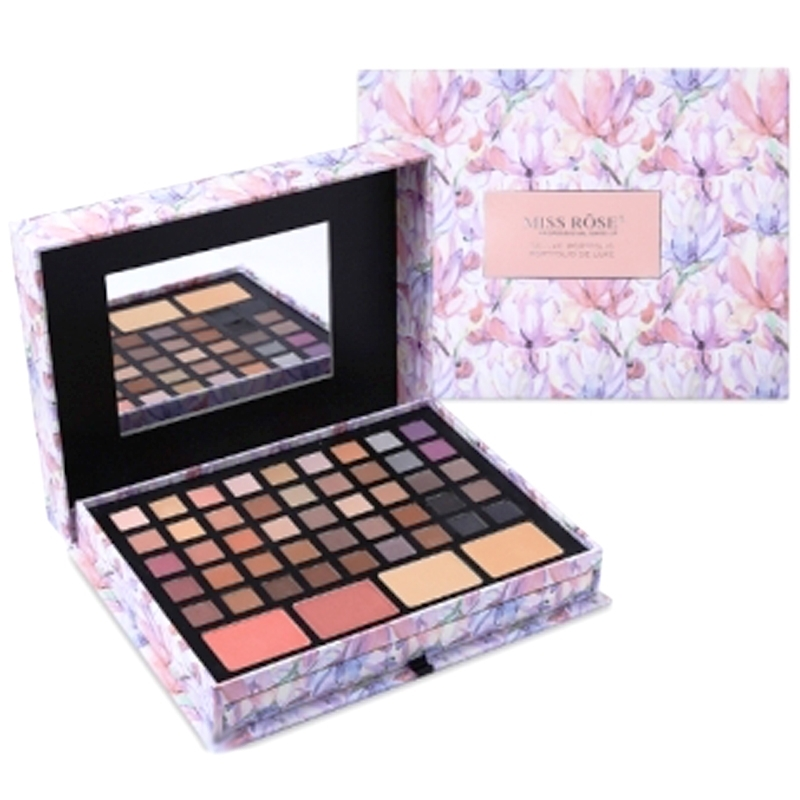 Trusa Make-up Miss Rose 85 Culori 02