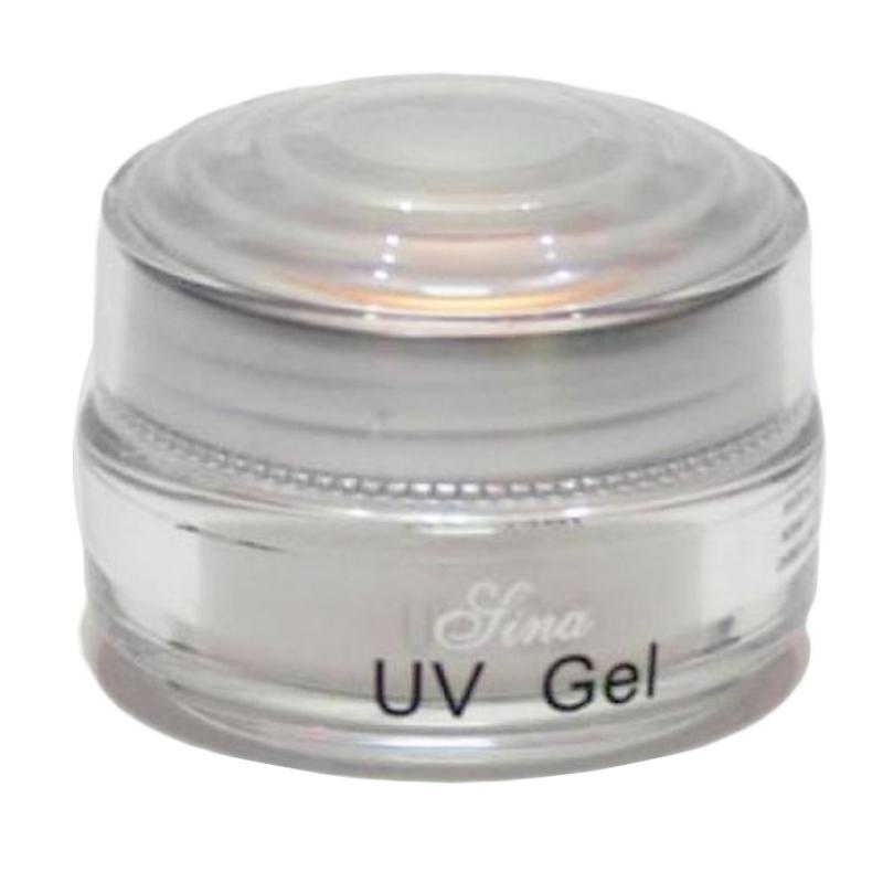 Gel UV 3 in 1 SINA White - 14g