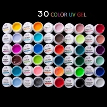 Gel UV Color Miley set 30 bucati