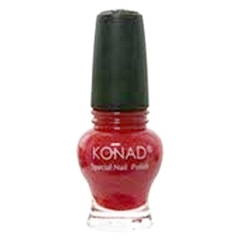 Oja Stampila Konad Princess 12 Ml Cool Red S31