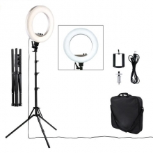 Lampa Foto Circulara & Machiaj - MakeUp Ring Light