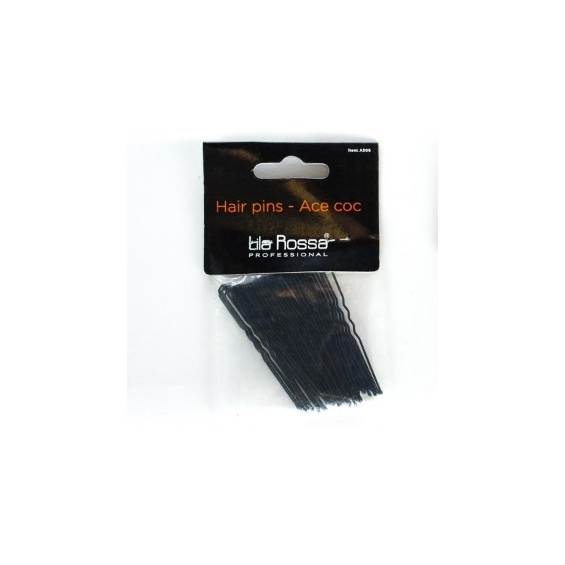Ace coc negre Lila Rossa Professional 6 cm