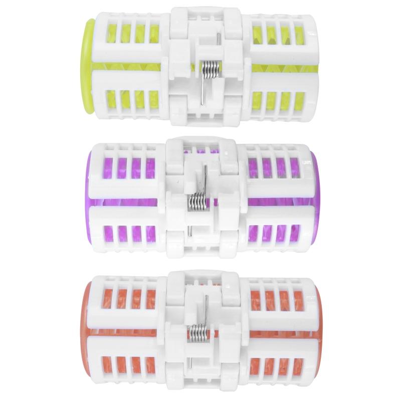 Bigudiuri cilindrice set 3
