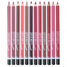 Creion buze color matte MN set 12