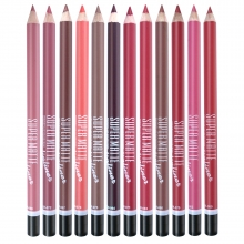 Creion buze color matte MN set 12