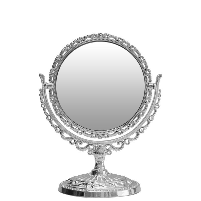 Oglinda argintie medie