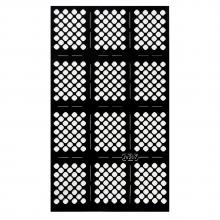 Sablon pentru unghii 3D JV207