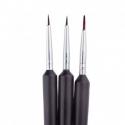 Set 3 pensule nail art JeromeStage