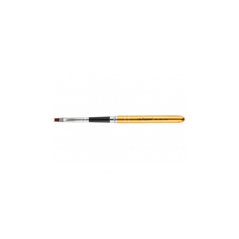 Pensula pentru french Lila Rossa metalica Nr.2
