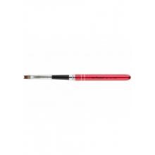 Pensula pentru french Lila Rossa metalica Nr.6
