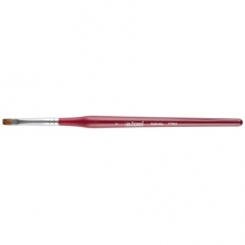 Pensula gel din Kolinsky Lila Rossa Professional Nr.6