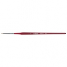 Pensula nail art Lila Rossa Professional din Kolinsky Nr.00