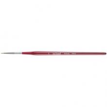 Pensula nail art Lila Rossa Professional din Kolinsky Nr.000