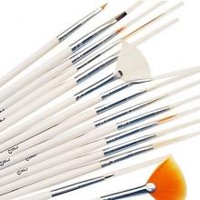 Set 15 pensule pentru unghii
