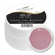Gel UV 3in1 Oranjollie 30 gr Yellowish Pink