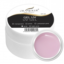 Gel UV 3in1 Oranjollie 30 gr Pink