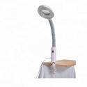 Lupa Cosmetica - prindere de masa + LED, x3