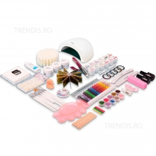 Kit unghii gel Economic Plus 4