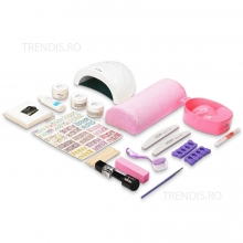 Kit unghii gel Basic 4