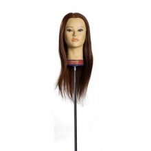 Cap Manechin Par Natural 100%, Anja, 50 cm, L'Image Germania