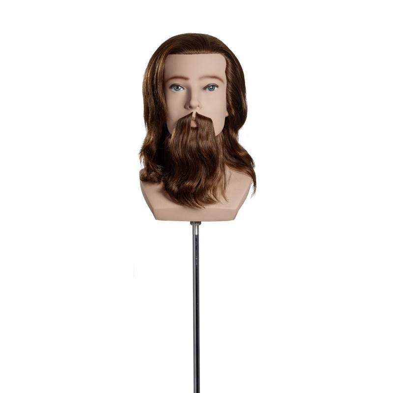 Cap manechin cu barba Elvis OMC