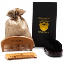 "Set barber YOSHIMOTO ""True Gentleman"""
