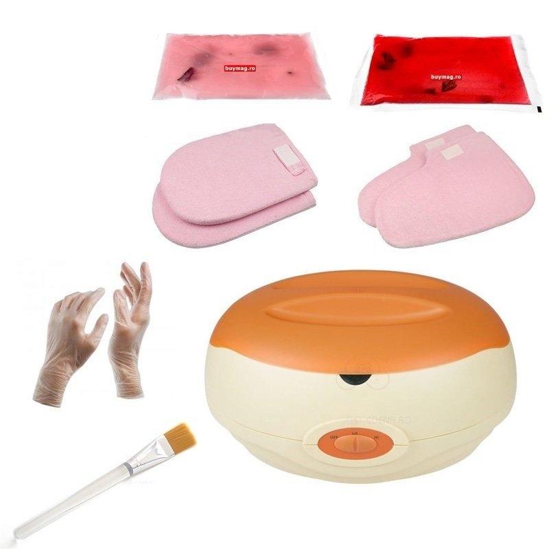 Kit tratament cu parafina cosmetica KTP01