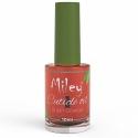 Ulei cuticule Miley Rubin Orange - 10 ml